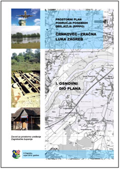Prostorni plan područja posebnih obilježja (PPPPO) Črnkovec - Zračna luka Zagreb - IZVAN SNAGE