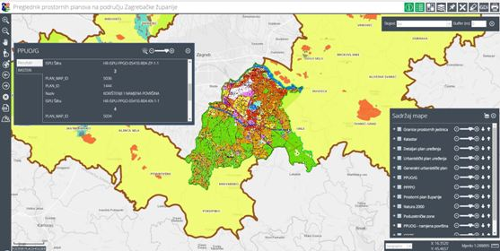 Izrada prostornih planova gradova i općina 15
