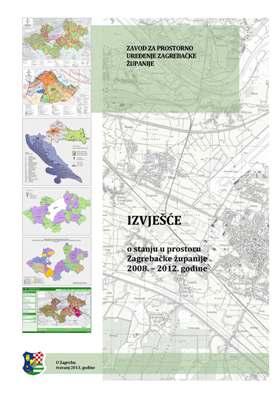Izvješće o stanju u prostoru 2008. – 2012.