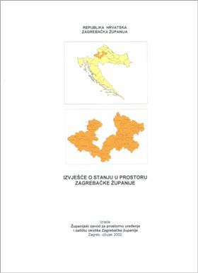 Izvješće o stanju u prostoru 1999. – 2002.