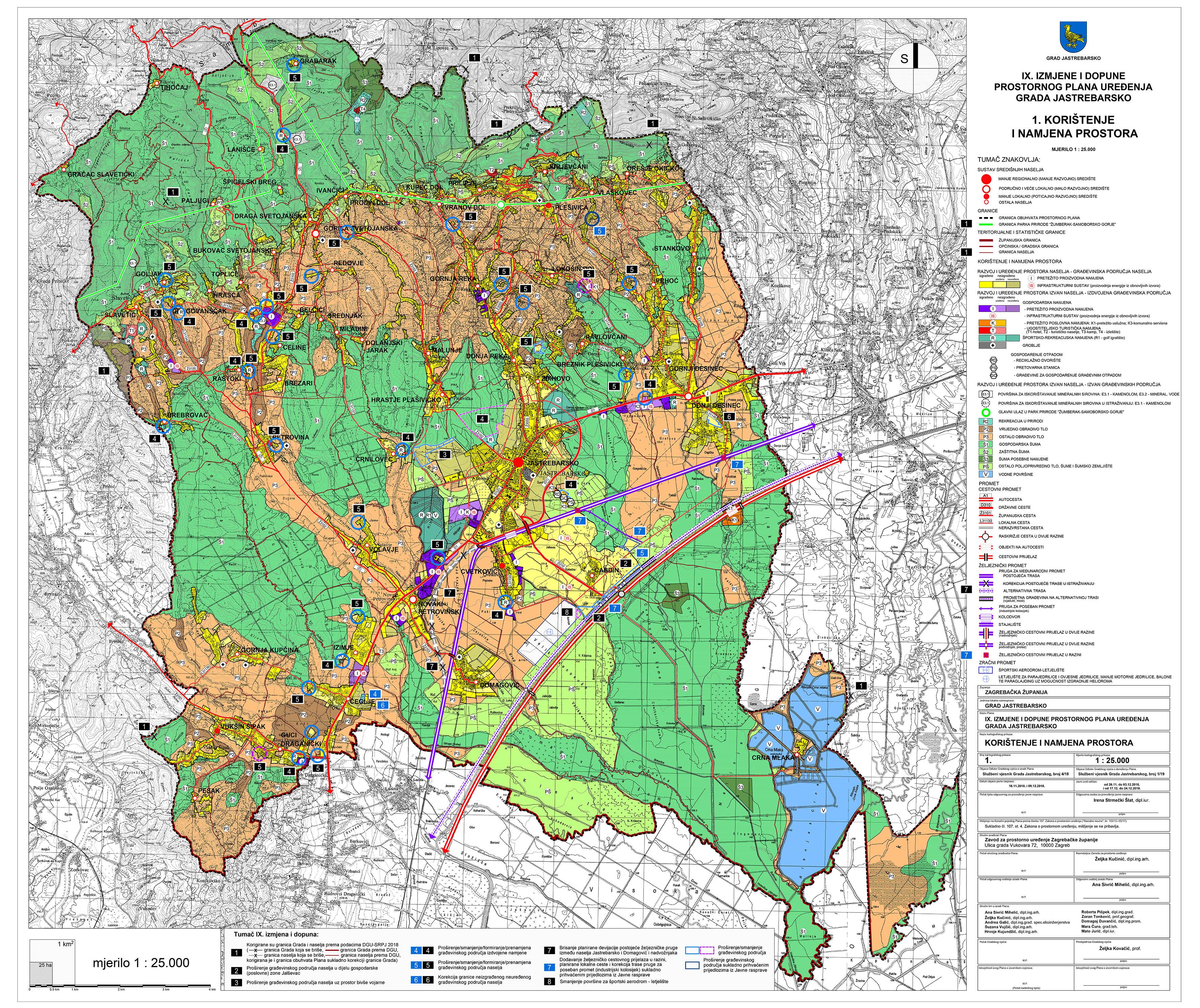 Izrada prostornih planova gradova i općina 14