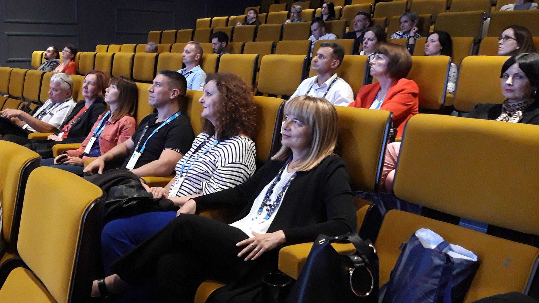 Zavod predstavio novosti u Informacijskom sustavu prostornog uređenja Zagrebačke županije na GDi Solutions Day 2