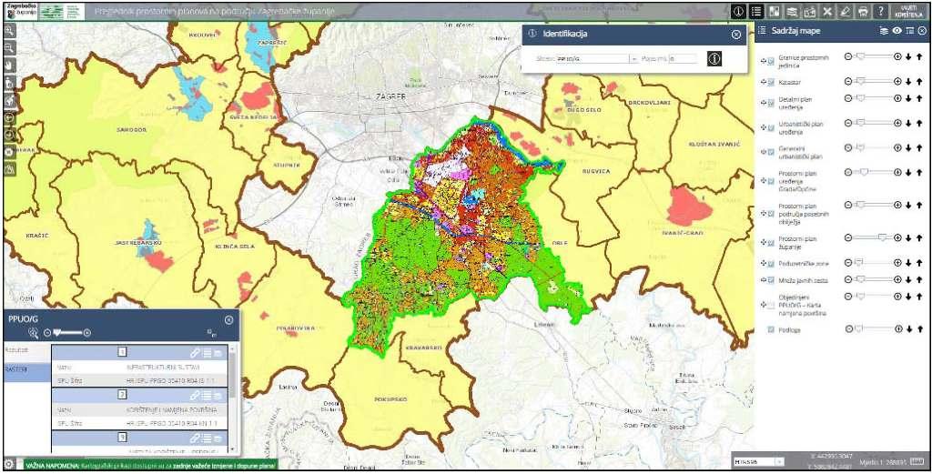 Prostorni planovi područja posebnih obilježja - PPPPO 1