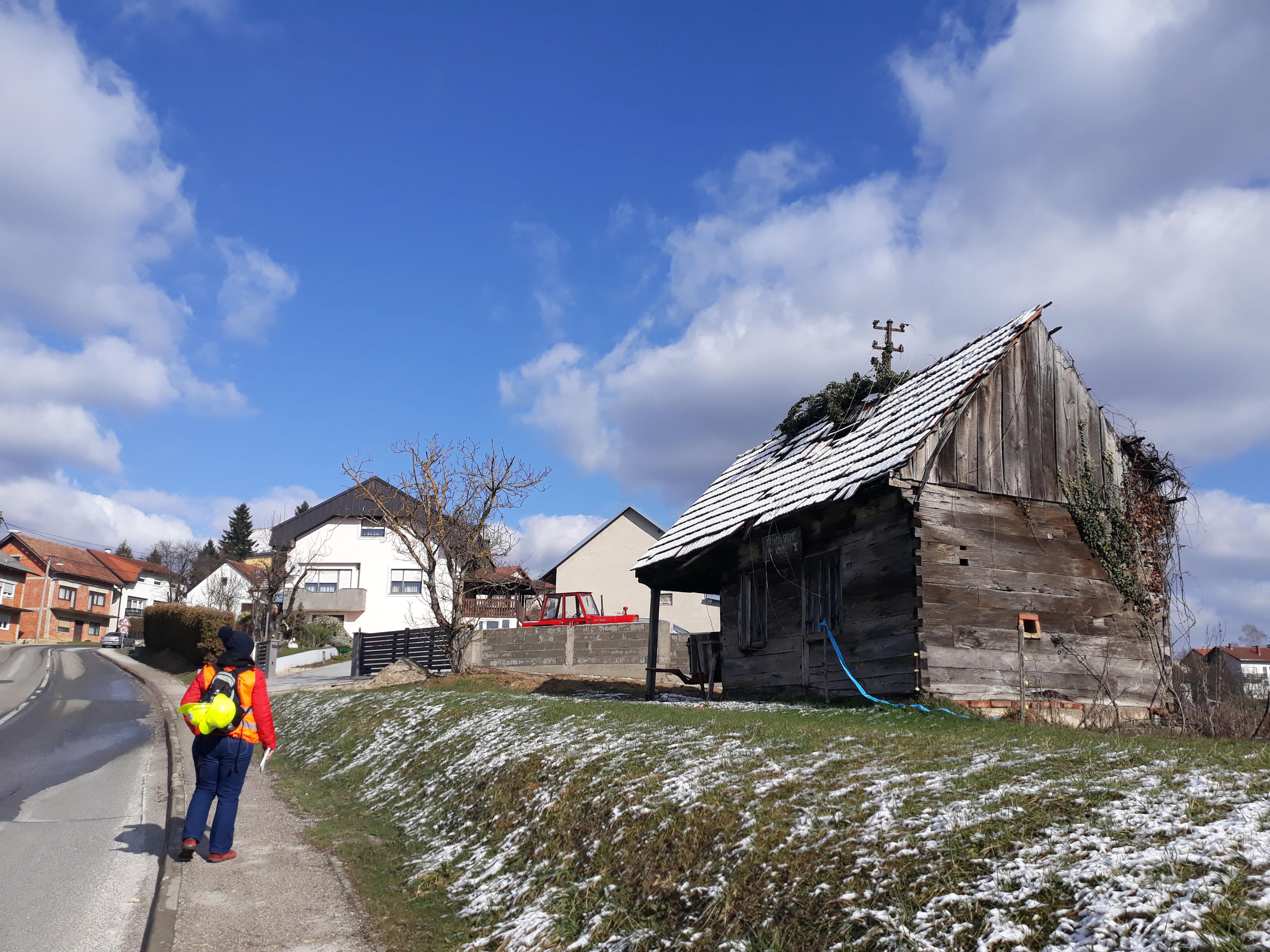 Zavod sudjeluje u pregledu potresom oštećenih zgrada 2