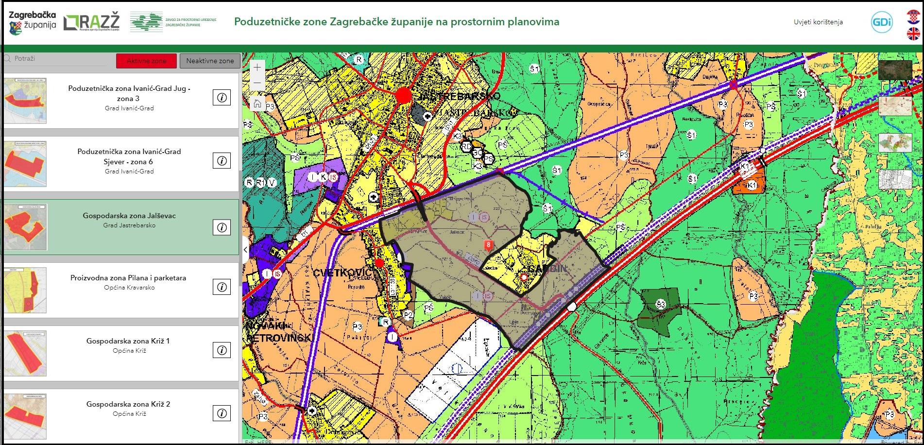 Usvojeno Izvješće o stanju u prostoru Zagrebačke županije za razdoblje 2016. – 2020. godine 4