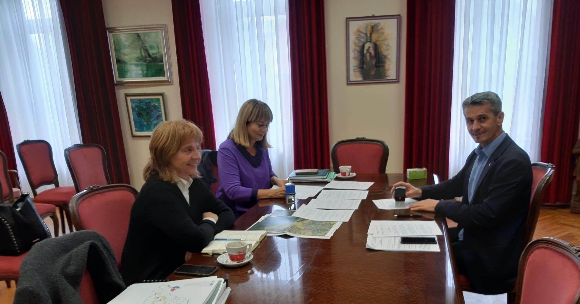 Potpisan Ugovor o izradi VI. Izmjena i dopuna PPUO Krašić - slika 1