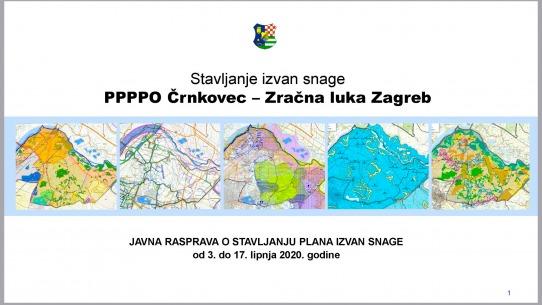 Objavljena Javna rasprava o stavljanju izvan snage Prostornog plana područja posebnih obilježja