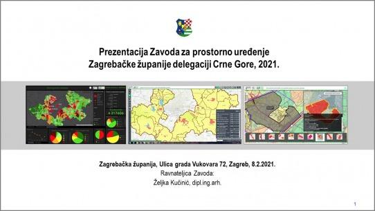 Predstavljen rad Zavoda delegaciji Crne Gore