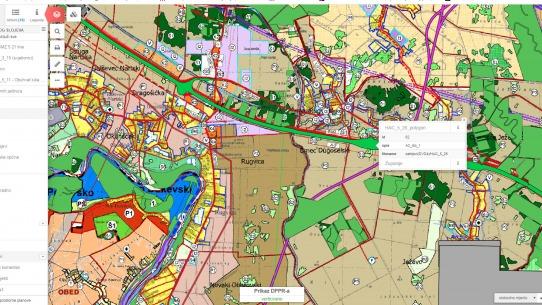 Suradnja Zavoda s Ministarstvom na izradi Državnog plana prostornog razvoja