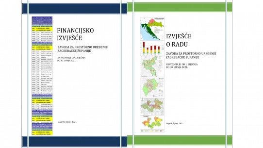 Usvojena polugodišnja izvješća Zavoda o radu i financijskom poslovanju