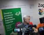 Prezentacija WEB GIS preglednika 20 perspektivnih poduzetničkih zona Zagrebačke županije na prostornim planovima, 19.12.2016.